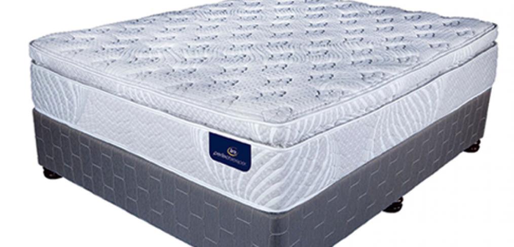 Serta Perfect Sleeper Castor Bed
