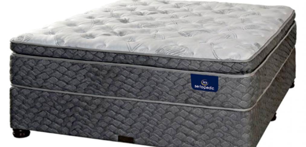 Serta Sertapedic Cosmo Bed