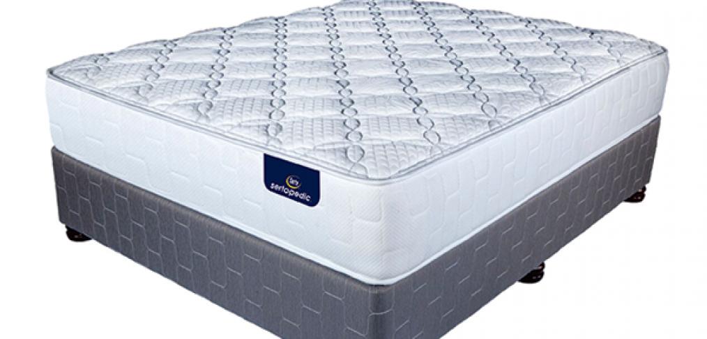Serta Sertapedic Rigel Bed