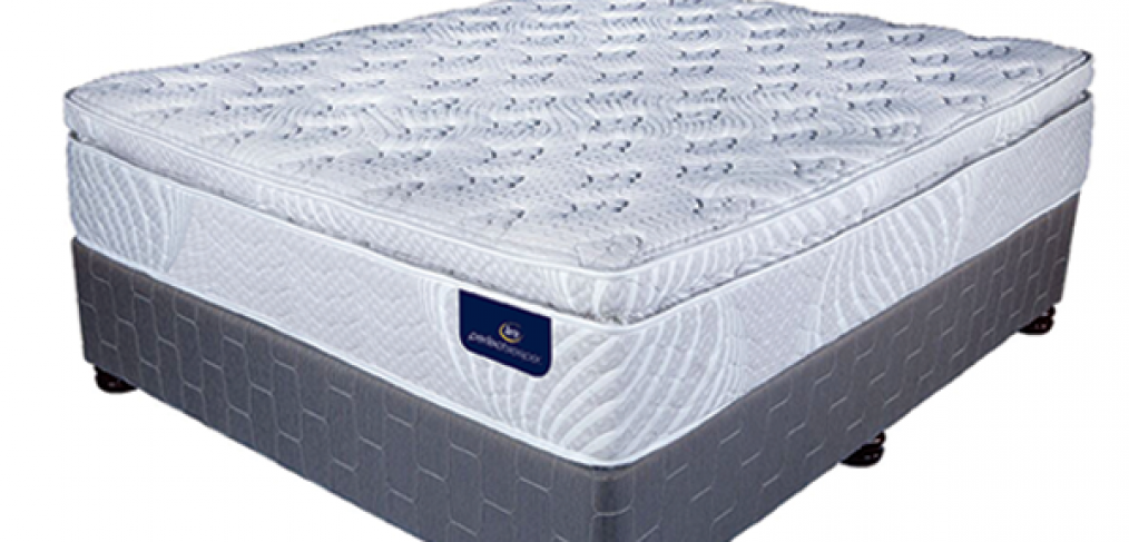 Serta Perfect Sleeper Castor Bed