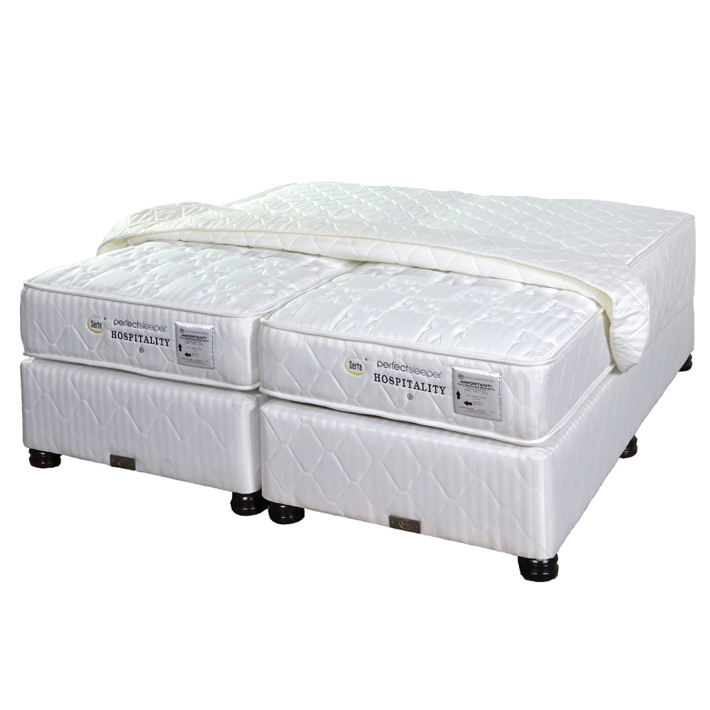 SERTA FOAM MATTRESS TOPPER
